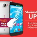 Starmobile UP+ Plus Price at P5490, Now has 8GB Storage