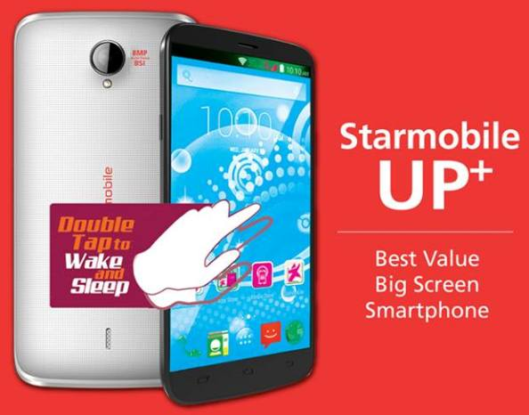starmobile up+ plus