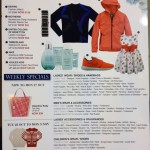 Takashimaya Brands Sale October 22 to November 9, 2014, Brands List