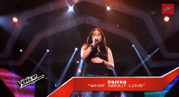 tanya diaz the voice philippines