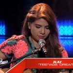 Kai Honasan sings 'Teenage Dream' in The Voice Philippines Season 2 (Video)
