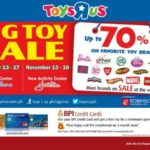 Toys R Us Big Toy Sale in the Philippines November 2014