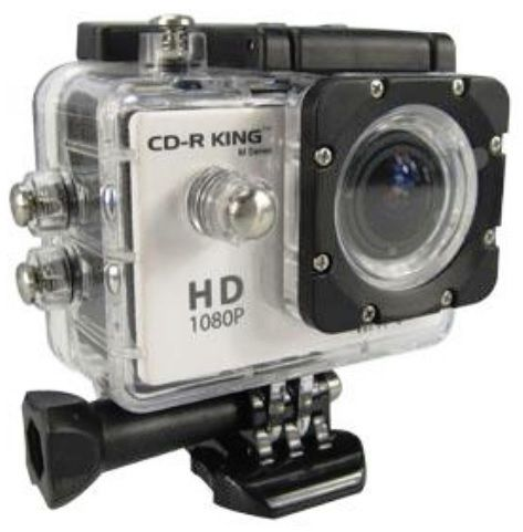 cdr king gopro camera