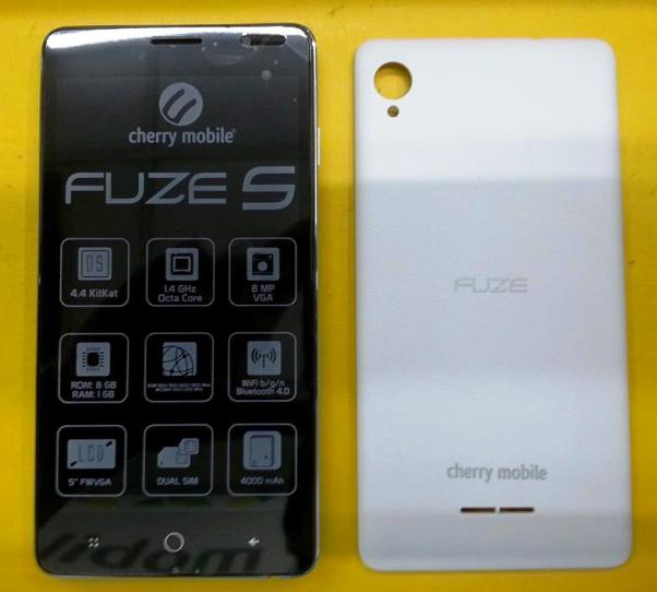 cherry mobile fuze s price