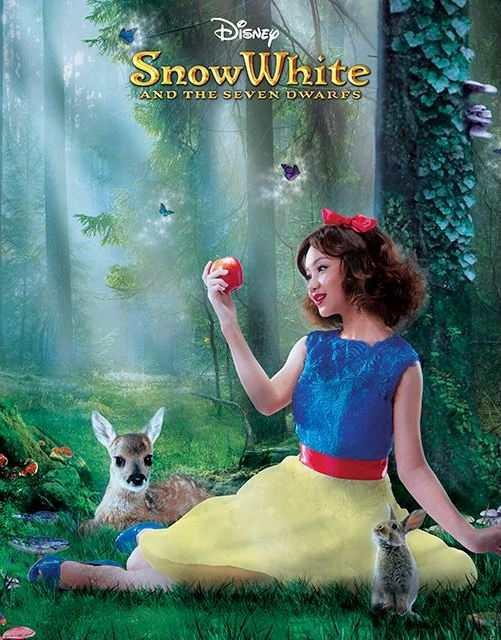 daiyan trisha snow white
