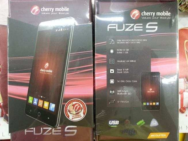 fuze s box