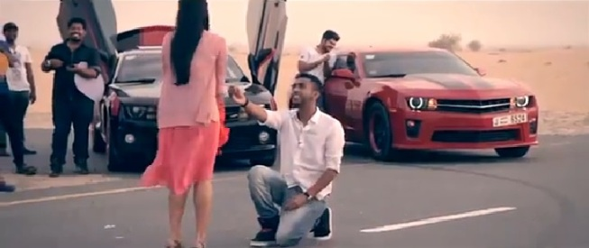 indian guy proposal to girl