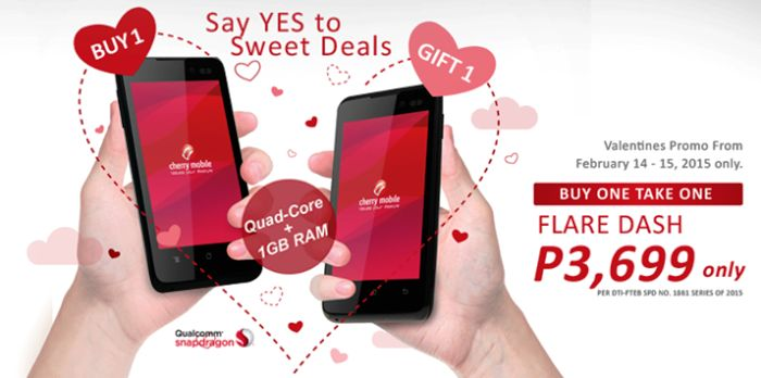 cherry mobile flare dash buy 1 take 1