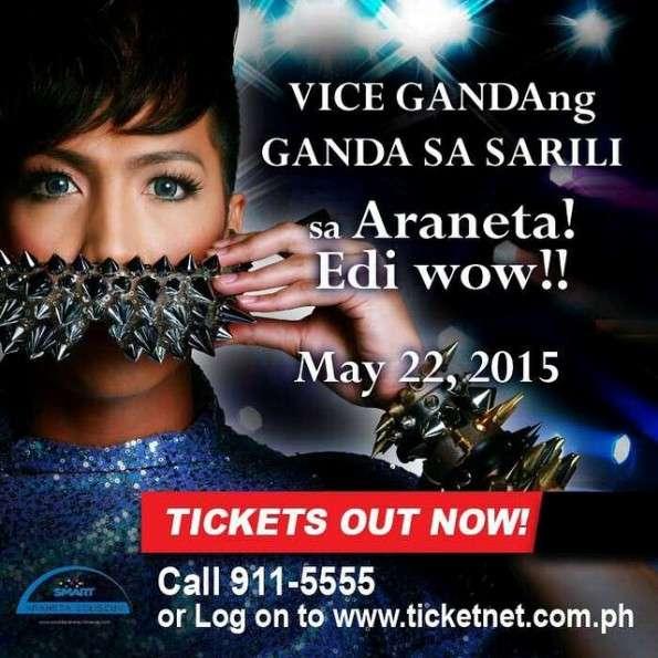 vice ganda concert may 22 2015