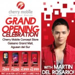 Cherry Mobile Concept Store Agusan Del Sur Opening Promo Sale