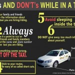 PNP Shares Safety Tips while Riding Taxi in the Philippines (Infographic)