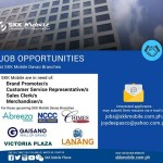 SKK Mobile Job Opportunities in Davao Branches, List of Vacancies and Qualifications