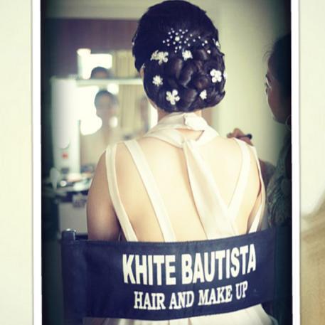 khite bautista hair and makeup