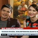 Marian Rivera Pregnant, craves for White Rabbit, Hawhaw Candy (Video)