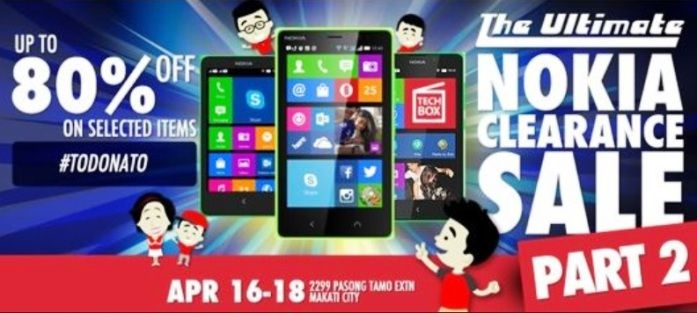 techbox nokia clearance sale part 2