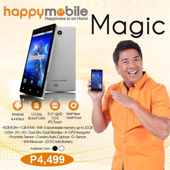 happymobile magic