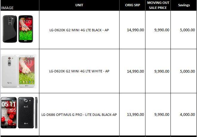 lg phones sale may 2015