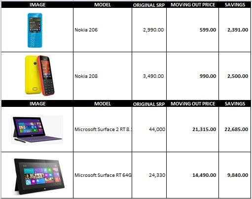 microsoft surface sale may 2015