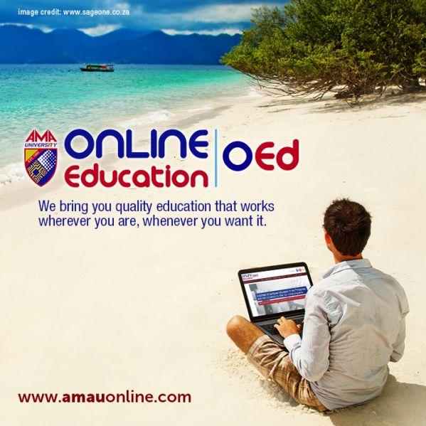ama university online courses