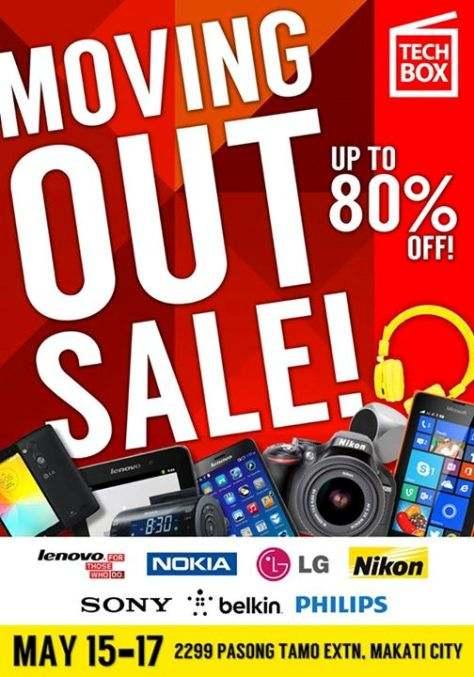techbox sale may 2015