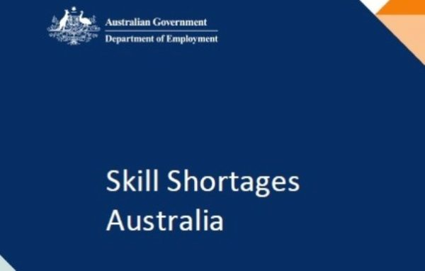 skill shortages australia