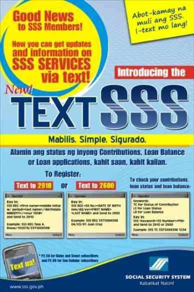 sss text