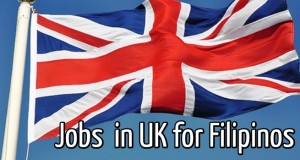 United Kingdom Jobs for Filipinos 2015, Hiring Manpower Agencies List