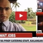 Watch: 300 Filipino Catering Staffs needed in Kuwait (Video)