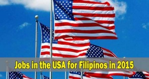 USA Job Openings for Filipinos 2015, Manpower Agency List and Contact Details