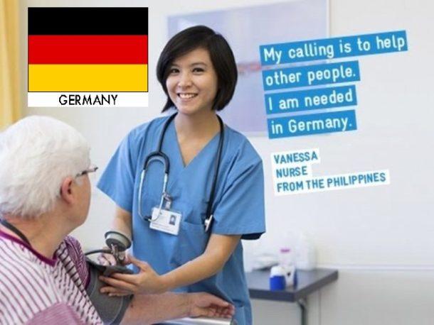 nurse jobs in germany filipino