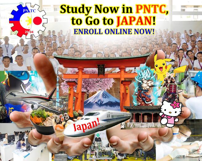 pntc study now pay later work in japan