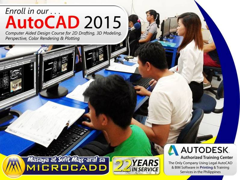 Marvelous Tesda Accredited Autocad Course Training Centers Address Download Free Architecture Designs Intelgarnamadebymaigaardcom