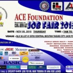 Job Fair in Bicutan Taguig this November 2015