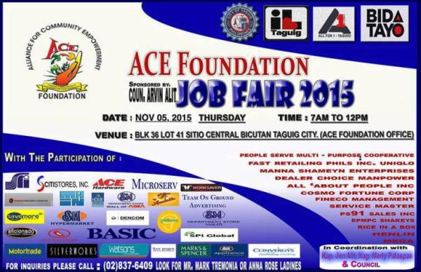job fair in taguig featured image
