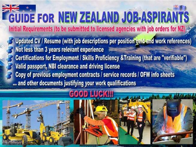 new zealand jobs from HRD