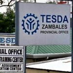 Tesda Olongapo Zambales List of Courses and Accredited Schools