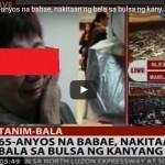 Singapore bound Filipina Senior Citizen Newest Victim of Laglag Bala in NAIA Terminal 1
