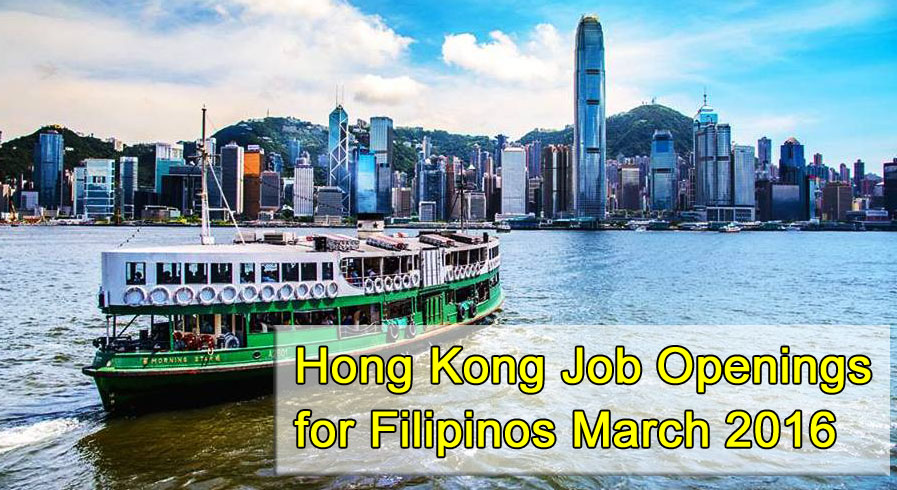 Discover and apply to the latest jobs in Hong Kong. Advance your chosen career, learn more about the job market and experience a better job search.