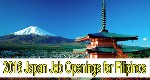 Japan Job Openings for Filipinos in 2016, List of Hiring Manpower Agencies, Contact Details, Address