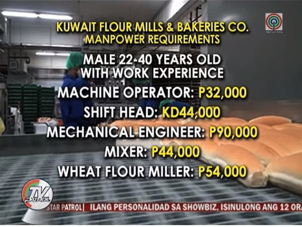 kuwait jobs flour mills and bakeries part 2