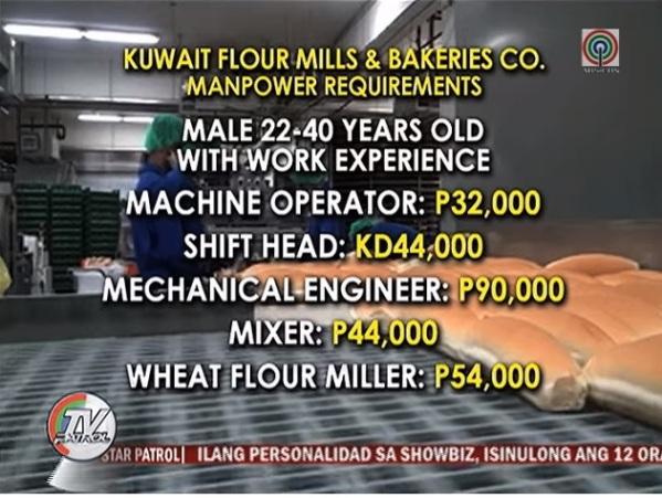 kuwait jobs flour mills and bakeries part 2