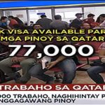 Qatar has 77000 Job Openings for Overseas Filipino Workers in 2016