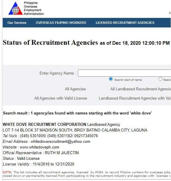 white-dove-recruitment-poea-license-december-2020