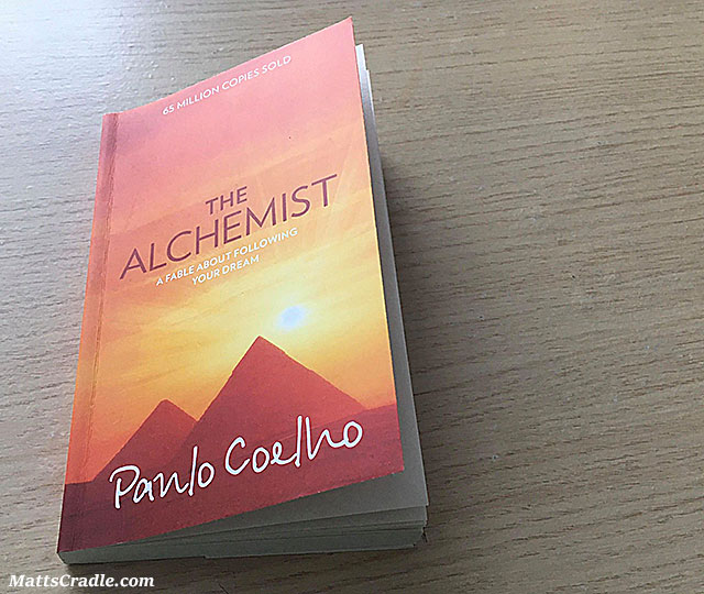 personal development book the alchemist