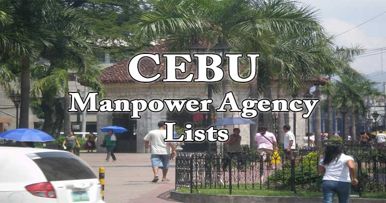 cebu manpower agency for abroad