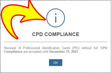 can i renew my prc license without cpd units yes