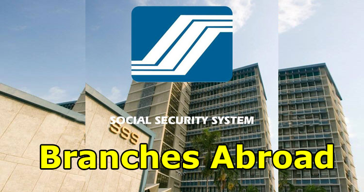 sss offices overseas