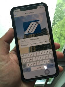 sss mobile app available