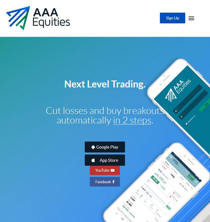 aaa equities philippines stock broker