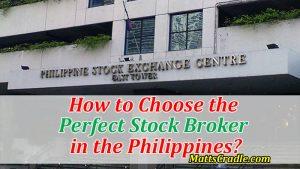 stock broker company philippines online